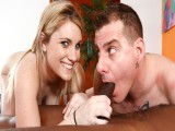 Hayden Brings Home Dark Meat For Her Spouse to Suck On